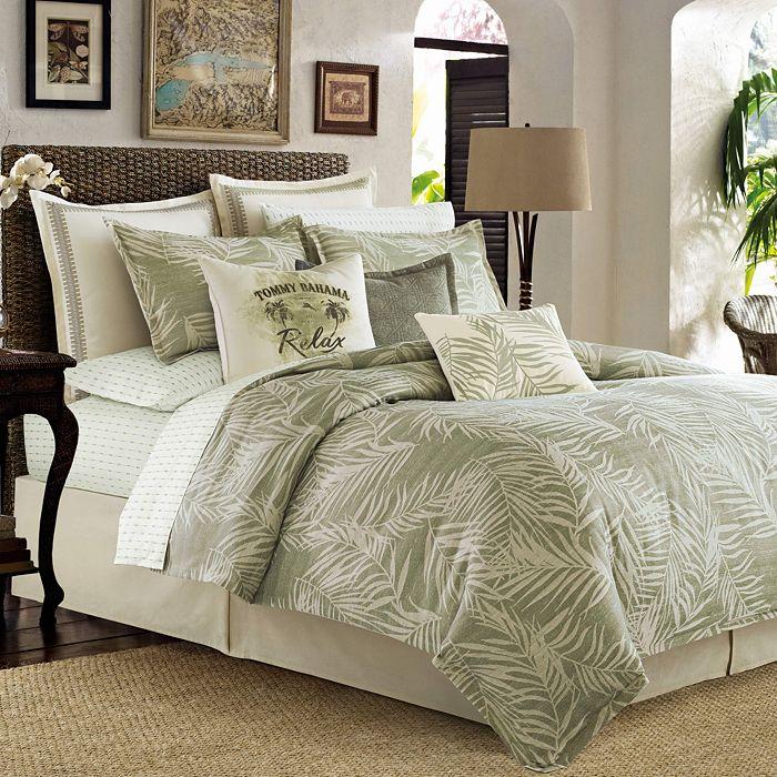 Comforter Sets Queen.Tommy Bahama Palms Away Comforter Set Queen Bloomingdale S