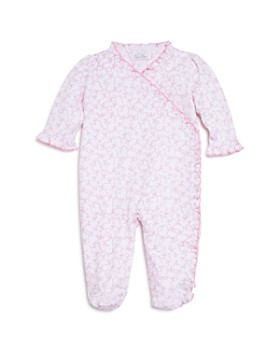 Kissy Kissy - Girls' Ruffle-Trim Footie - Baby