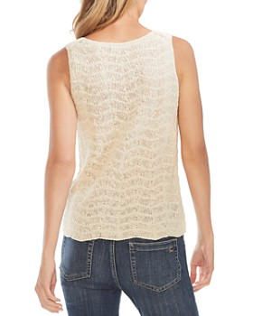 VINCE CAMUTO - Wave Knit Top