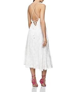 REISS - Ania Tonal Floral Dress