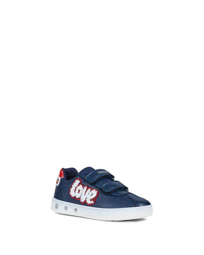 Geox - Girls' J Skylin Sneakers - Little Kid