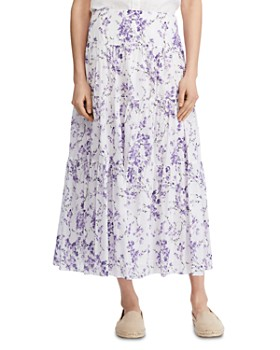 01706268a Women's Skirts: A Line, Full, Midi, Maxi & More - Bloomingdale's
