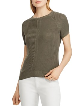 Ralph Lauren - Miter-Ribbed Sweater