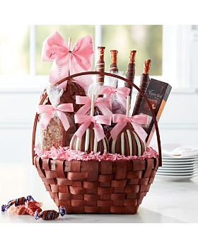 Mrs Prindables - Grand Spring Caramel Apple Gift Basket
