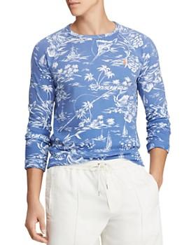 Polo Ralph Lauren - Marlin-Print French Terry Sweatshirt
