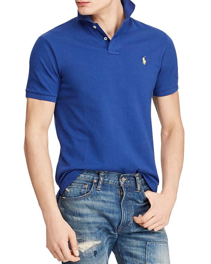Polo Ralph Lauren T-shirts POLO CLASSIC FIT MESH POLO SHIRT