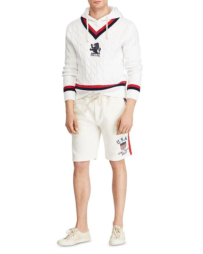 a3e2df7698 Cricket Hybrid Hooded Sweater