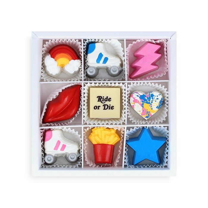 Maggie Louise Confections - Ride or Die Chocolate Box