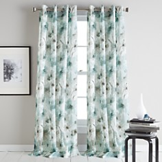DKNY - Modern Bloom Curtain Collection