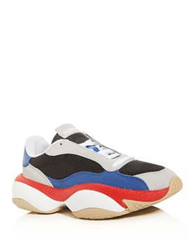 PUMA - Men's Alteration Kurve Color-Block Low-Top Sneakers