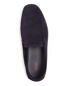BOSS Hugo Boss - Men's Dandy Perforated Leather Drivers