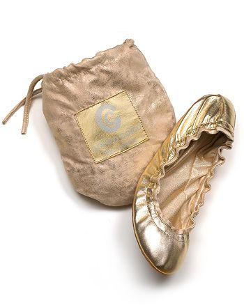 """Corso Como - """"Ballasox-Festive"""" Ballet Flats"""