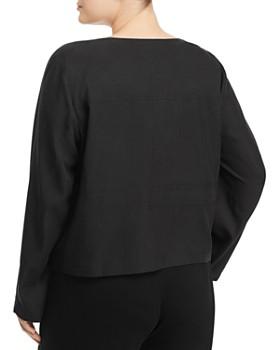 Eileen Fisher Plus - Open Jacket