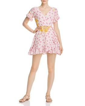 All Things Mochi - Dory Silk Wrap Dress