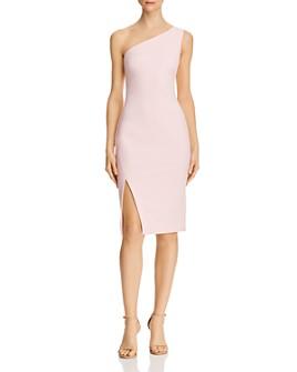 LIKELY - Helena One-Shoulder Dress