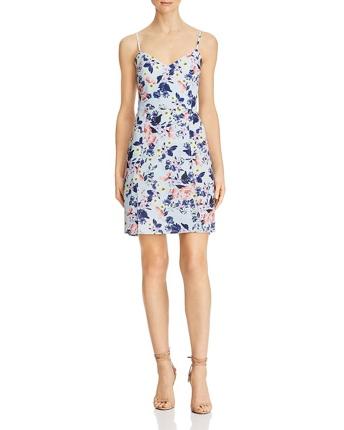 FRENCH CONNECTION - Verona Floral-Print Mini Dress