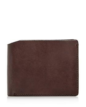John Varvatos Star USA - Bushwick Leather Bi-Fold Wallet