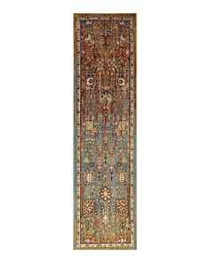 "Karastan - Spice Market Myanmar Runner Rug, 2'4"" x 7'10"""