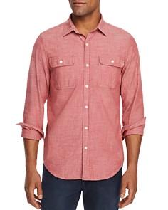 Vineyard Vines - Sea Breeze Dockman Textured Classic Fit Shirt