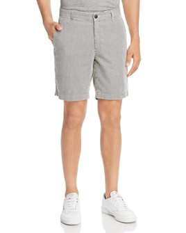 AG - Wanderer Striped Slim Fit Shorts