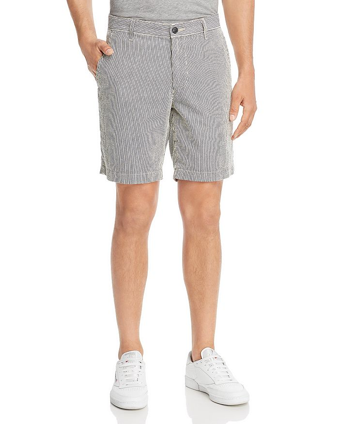 AG - Wanderer Striped Slim Fit Shorts