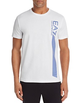 Armani - EA7 Cotton Crewneck Tee