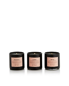 Boy Smells - Prunus, Petal & Lanai Votive Candles, Set of 3