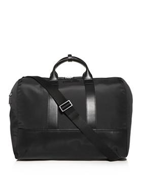 Armani - Nylon Weekender Bag