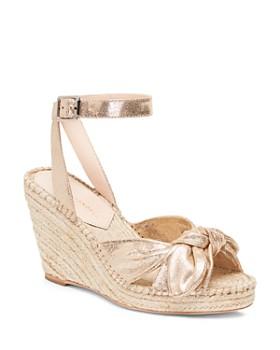 Loeffler Randall - Women's Tessa Espadrille Wedge Platform Sandals