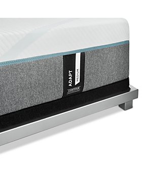 Tempur-Pedic - TEMPUR-Adapt Medium Queen Mattress & Box Spring Set