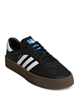 Adidas - Women's Sambarose Platform Lace-Up Sneakers