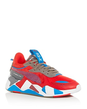 PUMA - Men's RS-X Retro Low-Top Sneakers