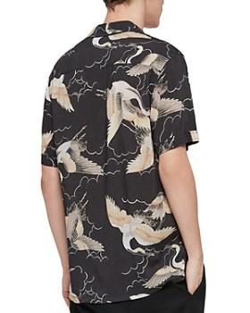 ALLSAINTS - Romaji Regular Fit Button-Down Shirt