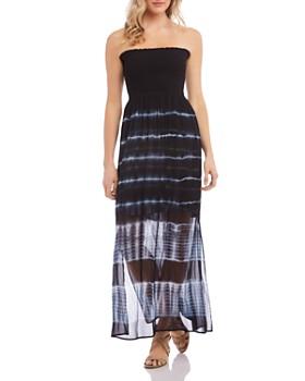 17440ecdcb53 Karen Kane - Strapless Tie-Dye Maxi Dress ...