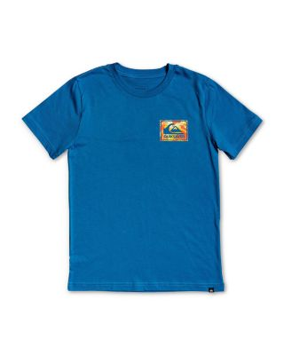 Quiksilver Big Wise Advice Boy Tee