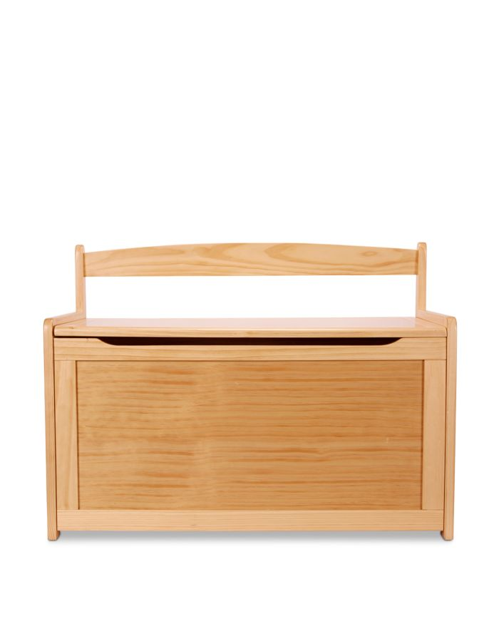 Melissa & Doug Wood Toy Chest  | Bloomingdale's