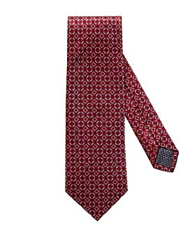 Eton - Geometric Silk Classic Tie