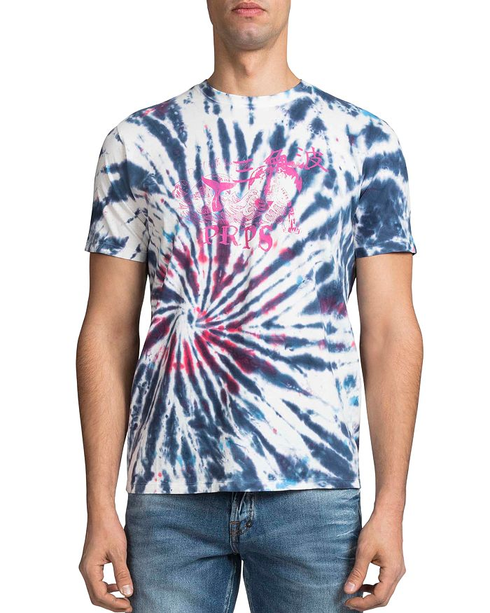 PRPS - Tie-Dyed Logo Tee