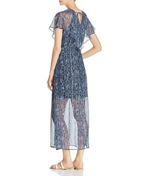Vero Moda - Fay Illusion-Hem Maxi Dress