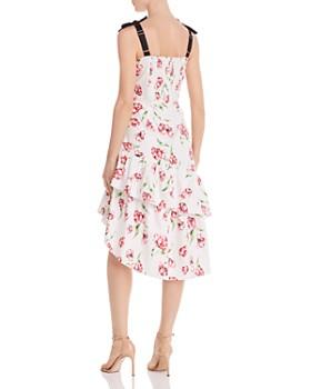 Parker - Panama Floral Dress