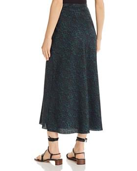 Bec & Bridge - Animale Fever Silk Skirt