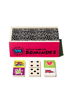 Chronicle Books - Keith Haring Wooden Dominoes