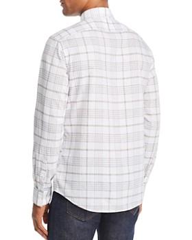 Michael Kors - Clem Check-Print Slim Fit Shirt
