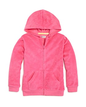 3dbd6738a27e Mini Series - Girls' Terry Zip Hoodie, Little Kid - 100% Exclusive ...