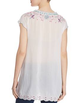 Johnny Was - Hayden Embroidered Tunic