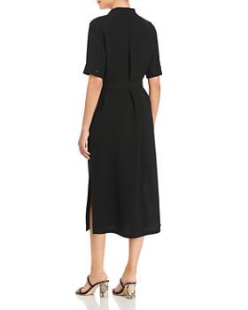 Lafayette 148 New York - Doha Belted Shirt Dress
