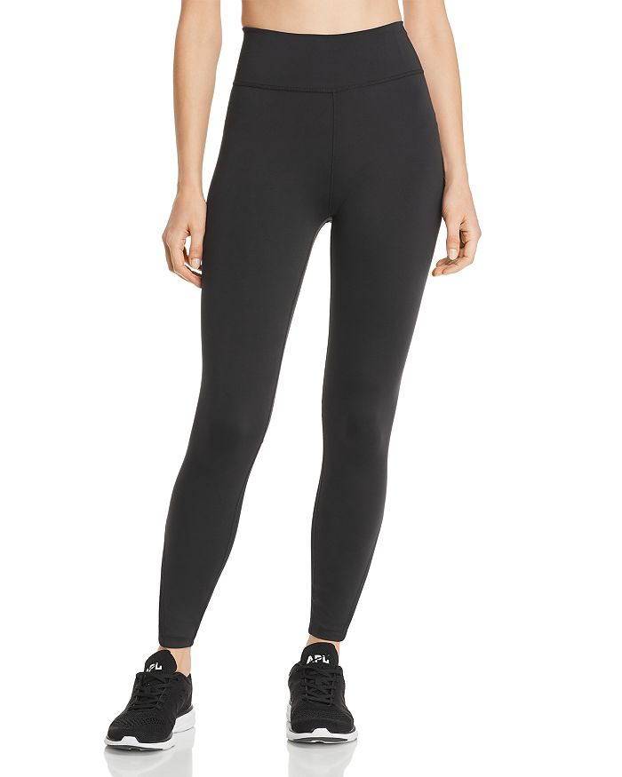 Nike - One Mesh-Inset Leggings