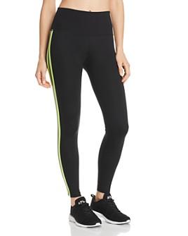 Noli Yoga - Energy Side-Stripe Leggings