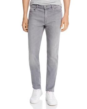 HUGO - Skinny Fit Jeans in Gray