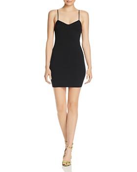 alexanderwang.t - Bustier-Style Mini Dress